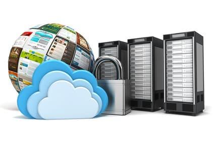 Hébergement en cloud computing avec cryptage