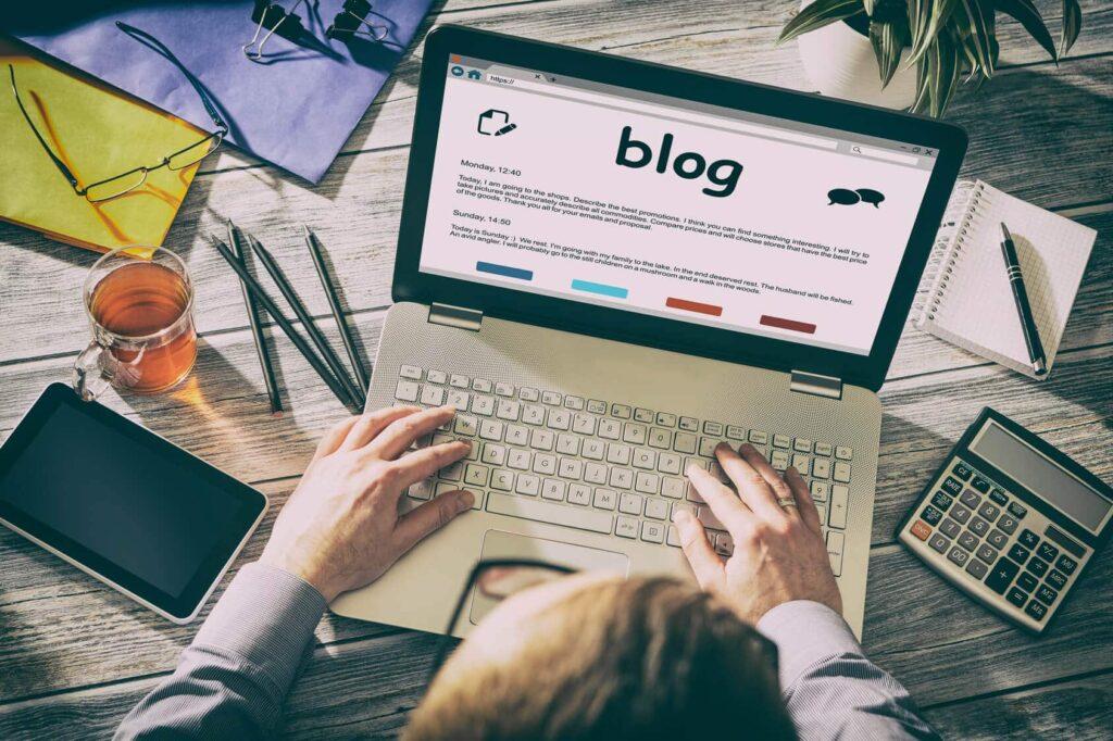 Blog Weblog