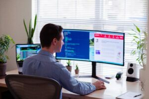 Arbeit im Home-Office dank Sovereign Productivity Suite (SPS)